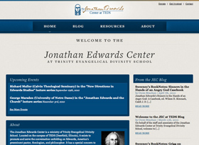 Jonathan Edwards Center at Trinity